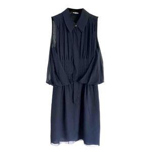 Chanel Silk Chiffon Dress 2009 S/S Collection